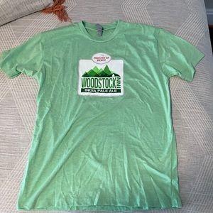 Woodstock inn brewery t-shirt